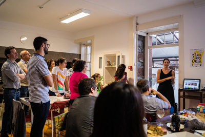 An event at Cowork Funchal